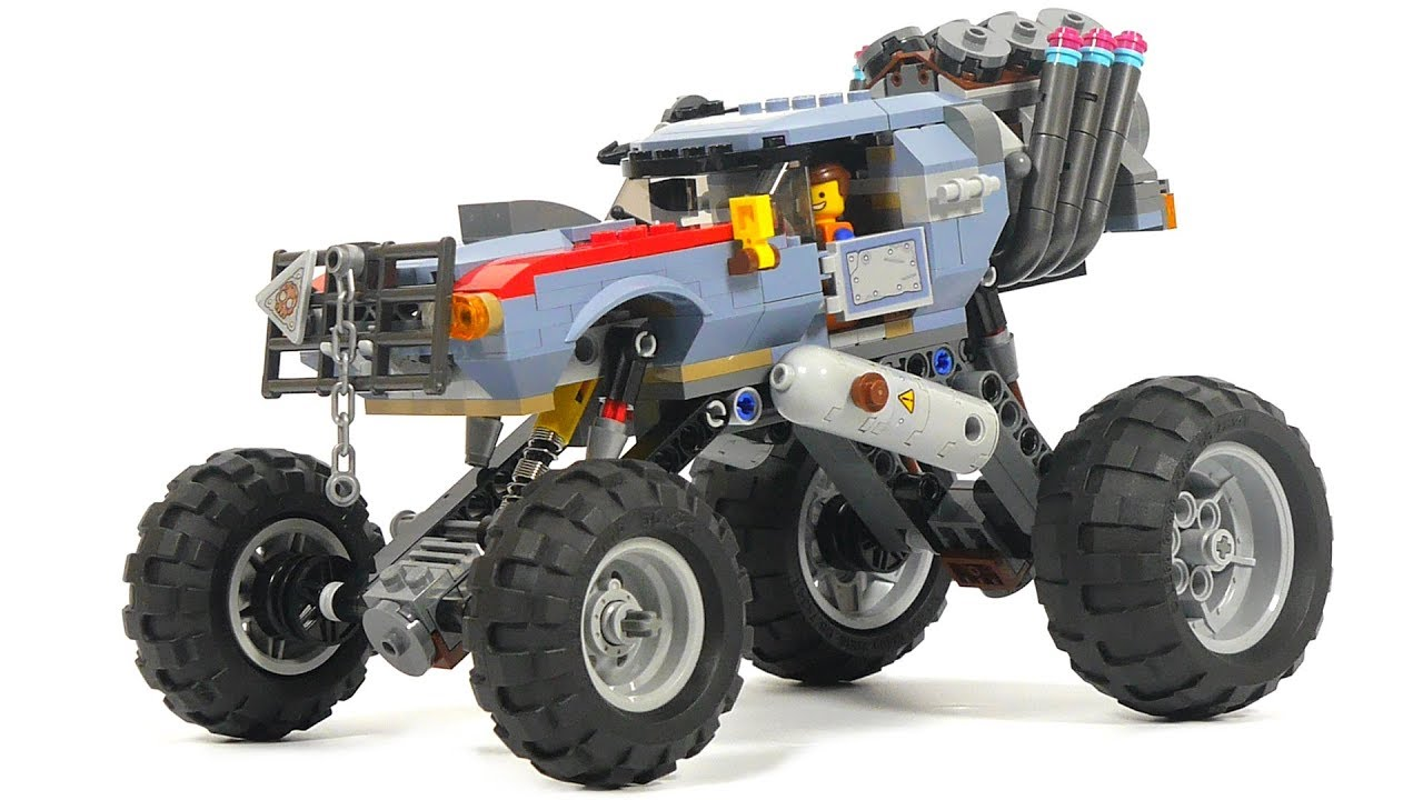 70829 And Movie Lego Buggy 2 Escape Emmet Lucy´s Iyf76Ybvgm