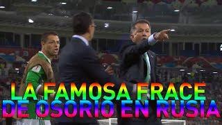 LA FAMOSA FRASE DE JUAN CARLOS OSORIO CON SUB TITULOS