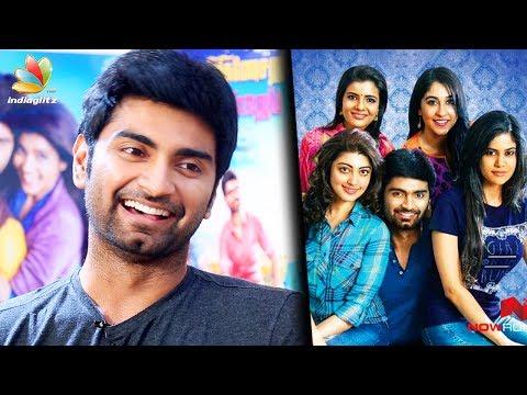 Atharva now turned into Playboy : Interview | Gemini Ganeshanum Suruli Raajanum Movie | VJ Farina