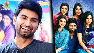Atharva now turned into Playboy : Interview | Gemini Ganeshanum Suruli Raajanum Movie | VJ Farina