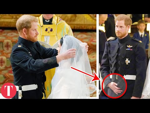 Body Language Experts Reveal What Meghan Markle And Prince Harry Were Thinking At The Royal Wedding
