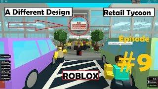 Ein anderes Design | Einzelhandel Tycoon | Roblox | Zeitraffer