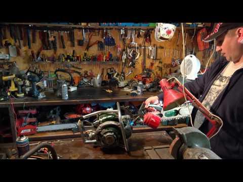 Jonsered Xa Diesel Chainsaw