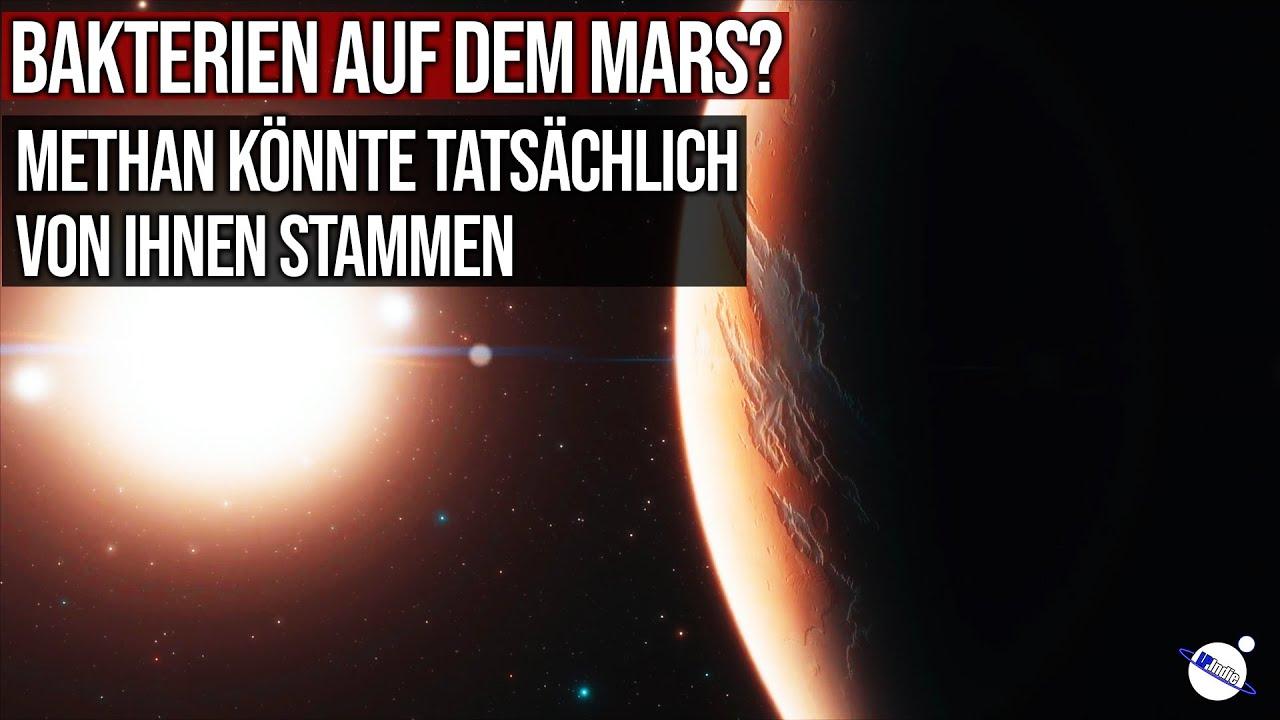 Bakterien auf dem Mars? - Methan könnte von ihnen stammen