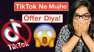 TikTok Ban In India REACTION | Deeksha Sharma