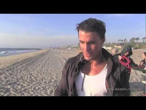 Greg Plitt – IRON MAN Cover Shoot With Jamie Eason Behind The Scenes Preview – GregPlitt.com