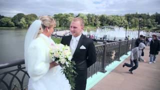 Свадьба видео: Веселая свадьба клип Москва.