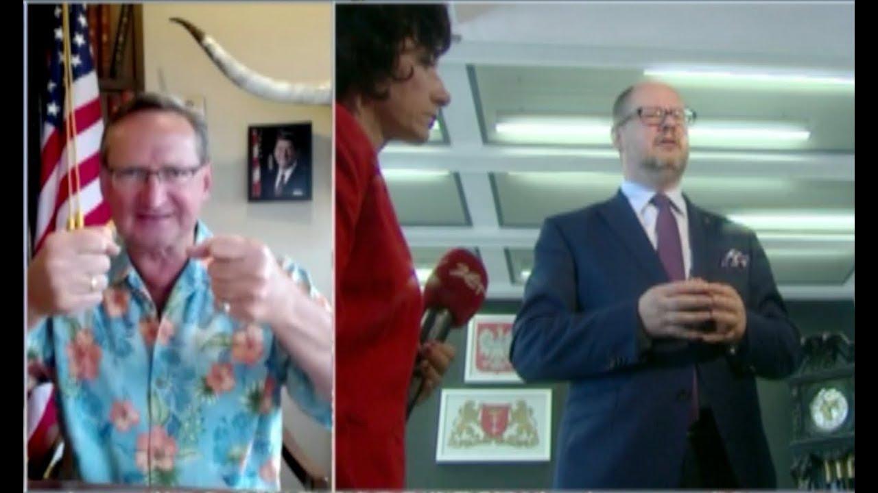 Cejrowski o kandydaturze Adamowicza zza krat: podoba mi się!