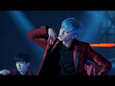 180210 더유닛The Uni+ 파이널 경연  'Dancing With The Devil'  유키스 준 ver