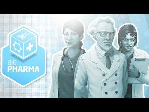 ADVANCED DRUGS & MIXER TUTORIAL - Big Pharma Gameplay E03 | Docm77