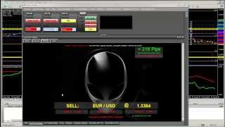 Forex Android Quant And Forex Octave Trading system Weekly  Live Trade 8-26-2013