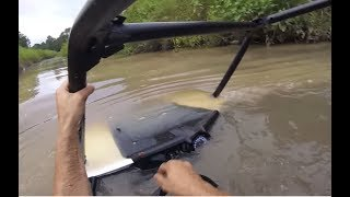 Rzr nipple deep water wheelie on Mambas