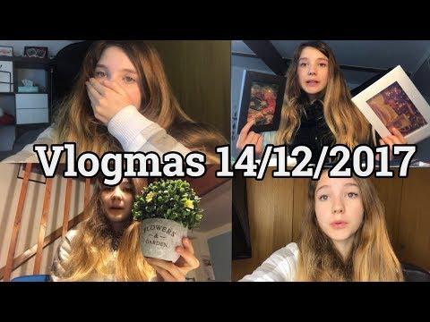 QUESTA È STATA VERAMENTE TERRIBILE! - VLOGMAS 14/12/2017 || Valeria Vedovatti