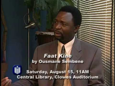 Faat Kine discussed by Shola Ajiboye