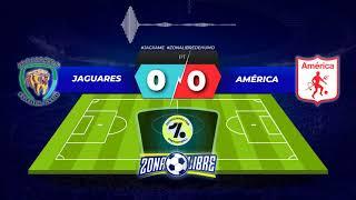 Zona Libre De Humo al aire, JAGUARES VS AMÉRICA ¡Conéctate YA!
