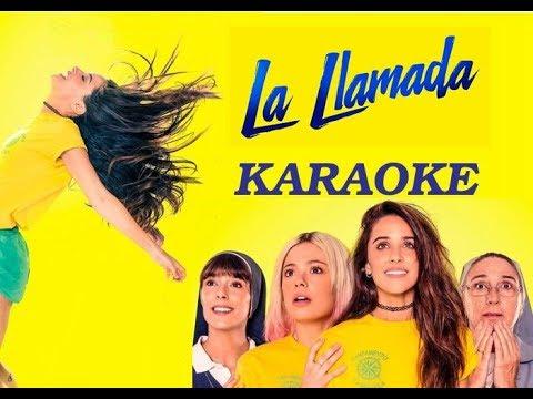 Lo Hacemos Y Ya Vemos (Karaoke) Suma Latina - LA LLAMADA