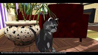 Приключения безжопного кота Парфентия