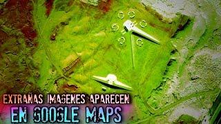 EXTRAÑAS IMAGENES APARECEN EN GOOGLE MAPS Free HD Video