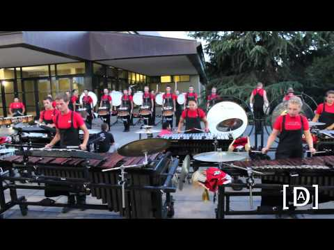 Santa Clara Vanguard 2013 - Percussion Ensemble