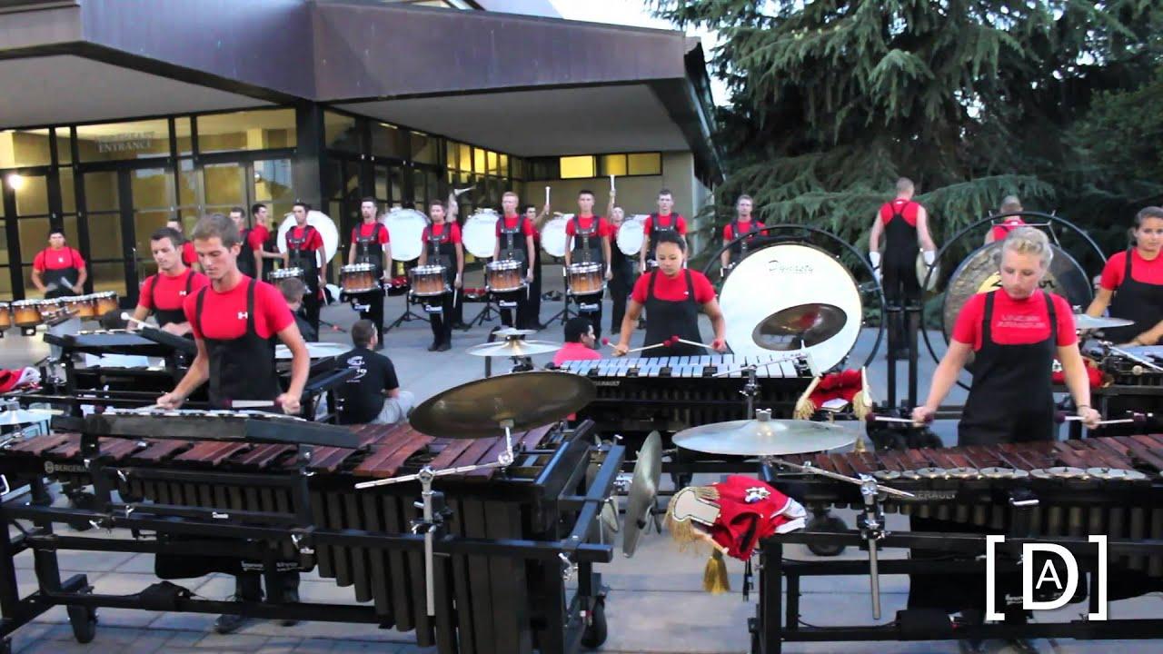 Santa Clara Vanguard 2013 - Percussion Ensemble - YouTube