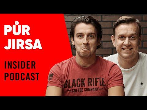 BROCAST #62 - Tomáš Jirsa a Michal Půr z Insider Podcastu