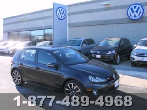 2013 Volkswagen GTI Madison WI Sun Prairie, WI #1334 - SOLD