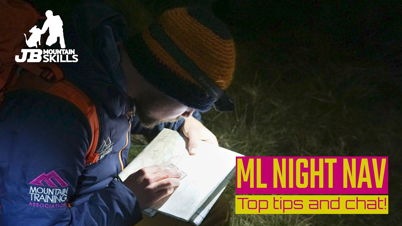 Mountain Leader Night Navigation