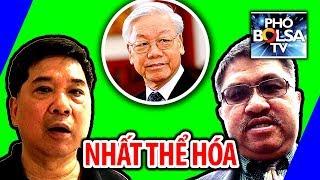 Trịnh Quốc Thiên - Cù Huy Hà Vũ: Nhất Thể Hóa, tập quyền hay phân quyền
