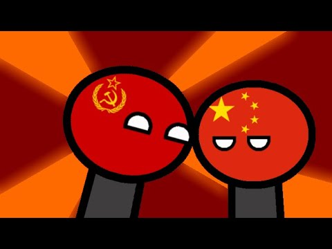 What would happen if China and Russia made the Sino-Soviet Union? (Short skit)