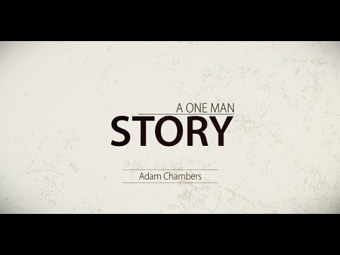 A One Man Story | After Effects project