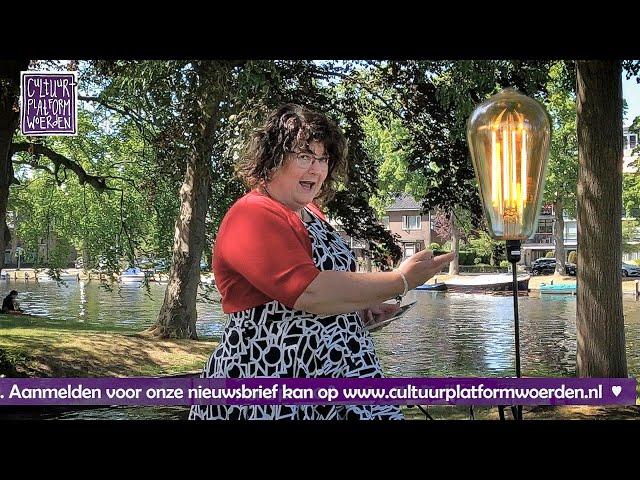 Cultuurcafé Westdampark Woerden 2020