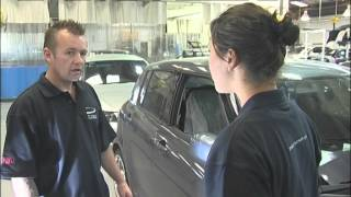 A Career As An Automotive Refinisher (jtjs12007)