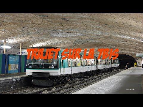 [ORTS] Ligne 7bis du métro de Paris|Louis Blanc à Pré Saint-Gervais en MF88