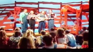 Hee-Haw Gospel Quartet - I'll Be Somewhere Listening For My Name