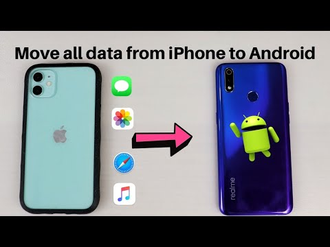 How To Transfer Media Files From ICloud To New Android Phones, From IPhone To Android Without PC