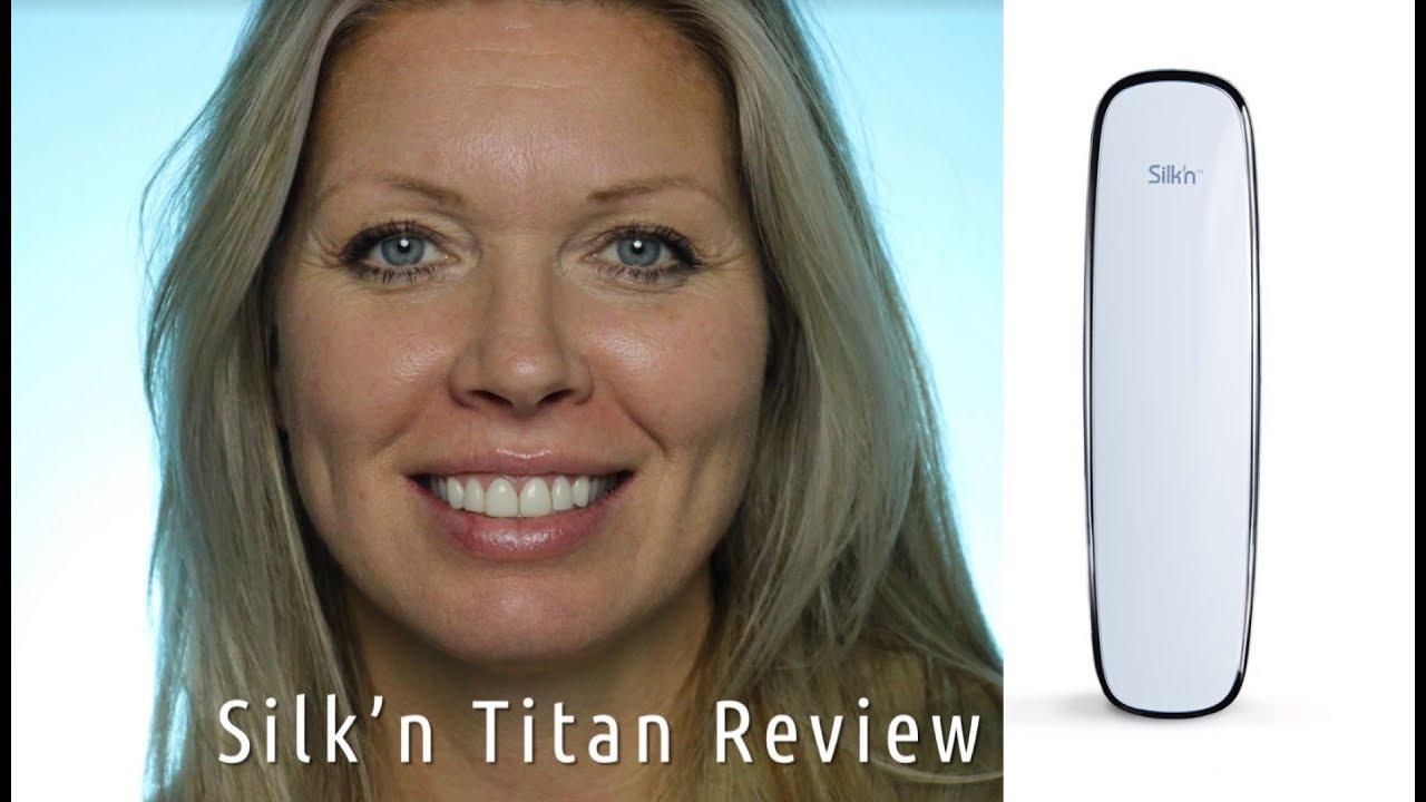 Silk'n Titan REVIEW & FIRST IMPRESSION!