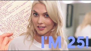 25 Things I've Learned in 25 Years | Karlie Kloss