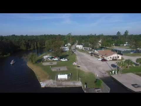 Angel's Landing Campground, Restaurant and Marina