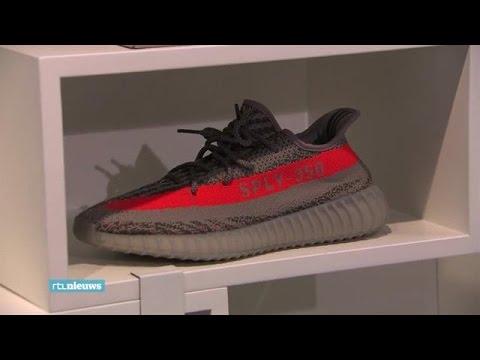 1000 euro voor een paar sneakers? Geen uitzondering - RTL NIEUWS