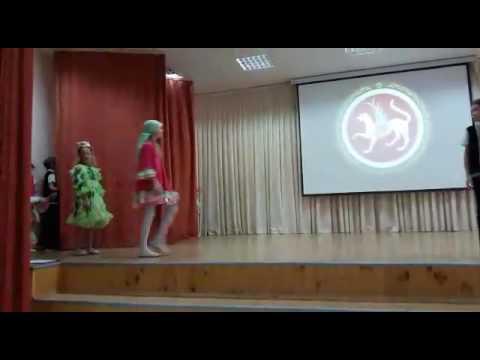Праздник в школе N 6 г. Заинск