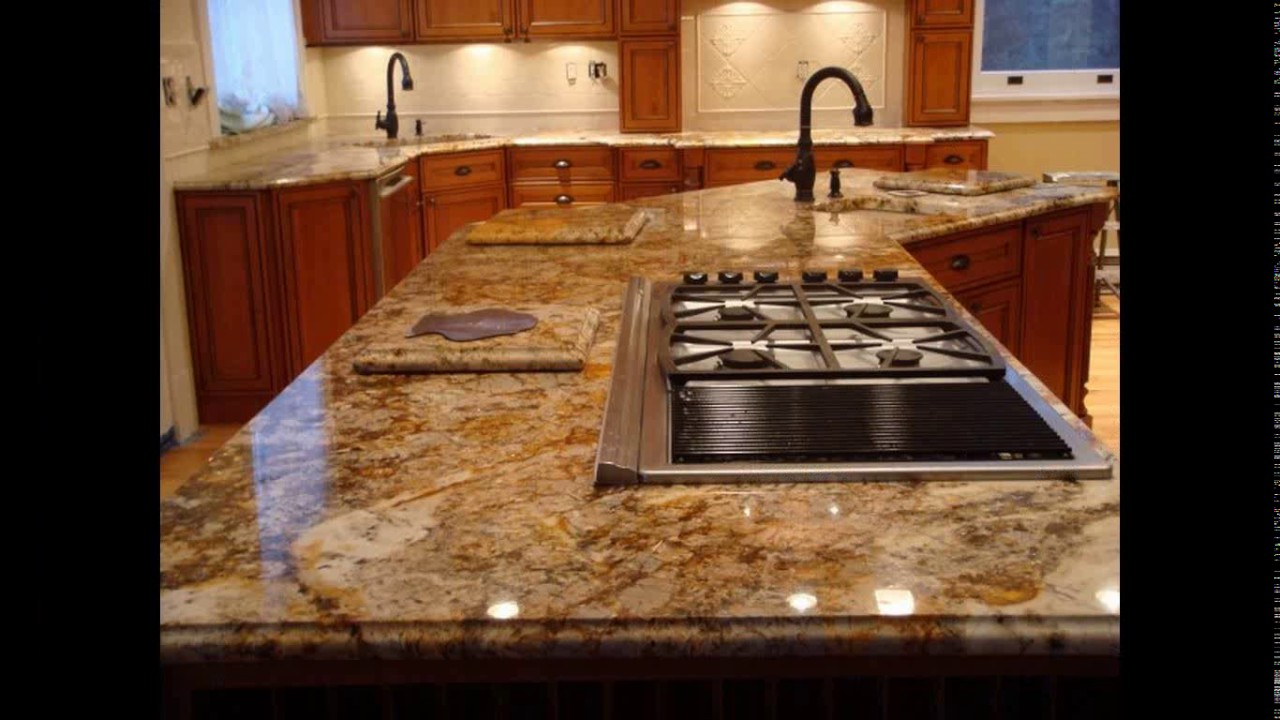 Marble granite kitchen design