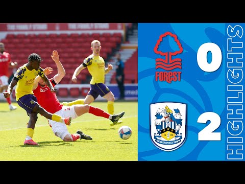 Nottingham Forest Huddersfield Goals And Highlights
