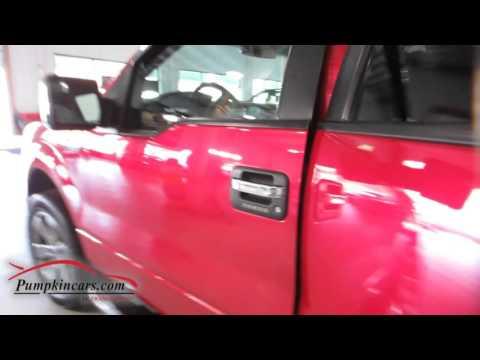 2012 Ford F150 XLT 4X4 Supercrew