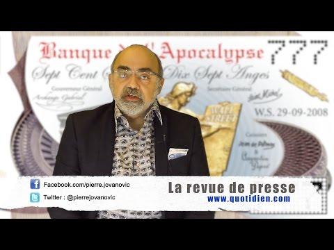 P. Jovanovic : Revue de presse spéciale BCE / Banque Nationale Suisse