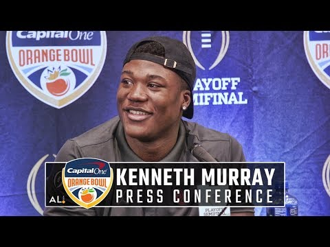 What Oklahoma's Kenneth Murray said about facing Alabama in Orange Bowl