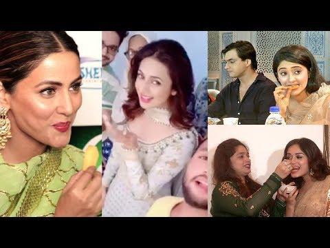 Tv Actresses Celebrating EID 2019   Hina Khan, Divyanka Tripathi, Shivangi Joshi, Sara Khan
