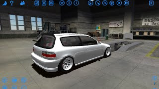 SLRR | Stance Build | Honda Civic Eg6