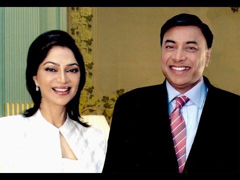 Rendezvous with Simi Garewal  Lakshmi Mittal Part 1&2