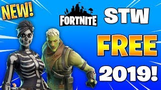Fortnite Save The World FREE in 2019! *Confirmed Delayed Release*
