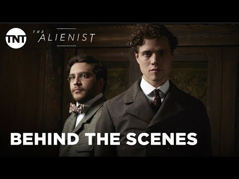 The Alienist: Dying Art of the Autopsy with Matthew Shear & Douglas Smith  Season 1 BTS  TNT